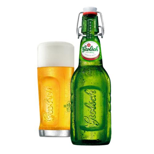Bia Grolsch chai 450ml