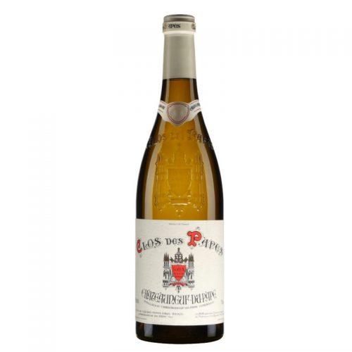 Rượu Vang Clos Des Papes Châteauneuf-Du-Pape Blanc