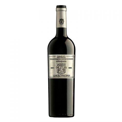 rượu vang Licenciado Reserva