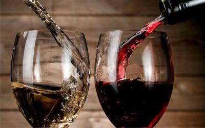 uống rượu vang vào thời điểm nào